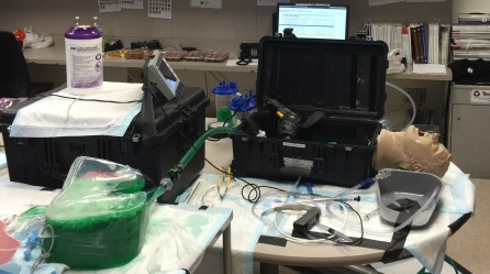 SALAD simulation setup