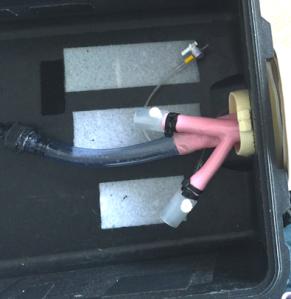SALAD tubing attachments