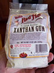 SALAD xanthan gum